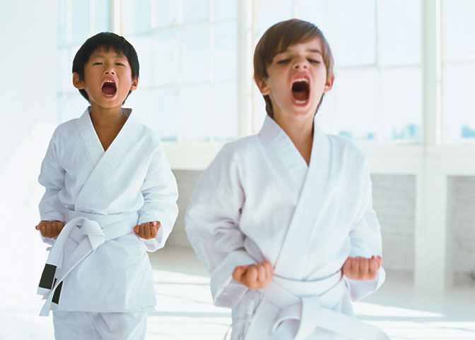 kids martial arts norwich