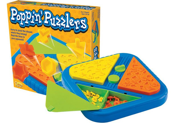 poppin puzzlers